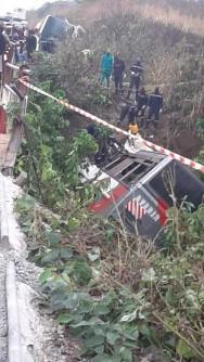 Cameroun : Au moins 35 morts dans un grave accident de la route entre Yaoundé et Bafoussam