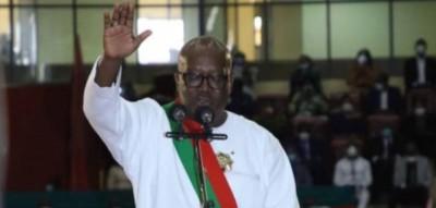 Burkina Faso : le président Roch Marc Kaboré officiellement investi après sa réélection