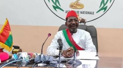 Burkina Faso : Alassane Bala Sakandé reconduit à la tête de l'assemblée nationale