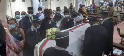 Mali-Burundi : Pierre Buyoya inhumé à Bamako loin de sa terre natale