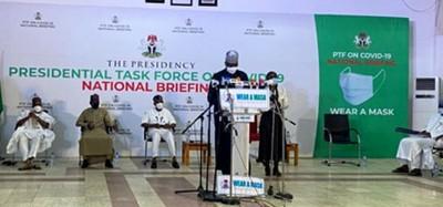 Nigeria :  Protocole Covid-19 à l'arrivée, 100 passeports suspendus pour six mois