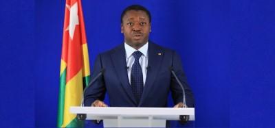 Togo :  An 2021, discours de Faure Gnassingbé à la fraternité, chemin pour le vaccin Covid-19