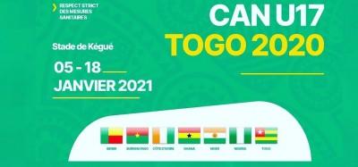Togo :  UFOA B, les U17 de 7 pays en compétition à Lomé pour la CAN U17
