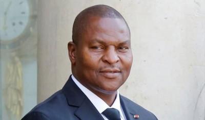 Centrafrique : Faustin-Archange Touadéra réélu Président avec 53,92 % des voix, l'opposition conteste