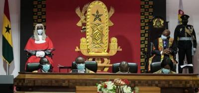 Ghana :  Investiture de Akufo-Addo ce jeudi, 13 Présidents et une délégation de Trump annoncés à Accra