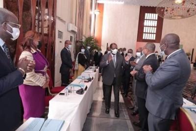 Côte d'Ivoire : Communiqué du Conseil des Ministres du mercredi 6 janvier 2021