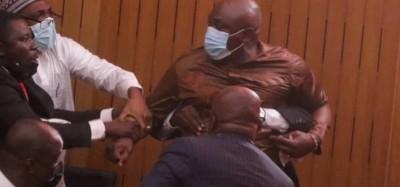 Ghana : Fait électoral du député Carlos Ahenkorah qui rappelle celui de l'ivoirien Damana Pickass