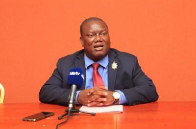 Côte d'Ivoire :   Alépé, Joseph Tiakoré,  engagé pour ramener la victoire à son Parti