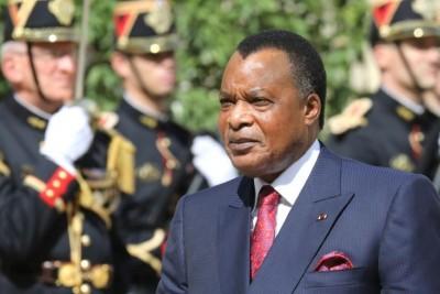 Congo : Le PCT désigne «encore» Sassou Guesso comme candidat à la présidentielle de 2021