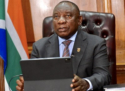 Afrique du Sud : « Variante de coronavirus », Cyril Ramaphosa annonce la fermeture des frontières terrestres