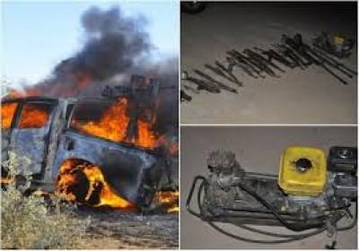 Nigeria : 28 combattants de Boko Haram éliminés par l'armée dans l'Etat de Yobe