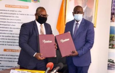 Côte d'Ivoire : Projet Akwaba City à Anyama,  le Ministère de la Ville prend la gouvernance institutionnelle