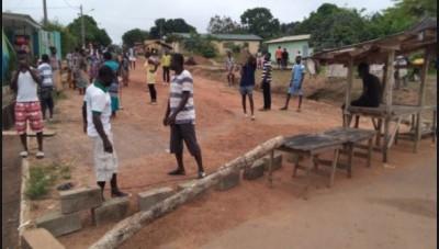 Côte d'Ivoire : Dabou, quand la mort suspecte d'un jeune manque de peu de faire raviver  les tensions entre les communautés  dans un  village