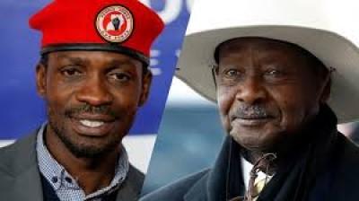 Ouganda : Présidentielle ce jeudi, Museveni, candidat pour un sixième mandat face au chanteur Bobi Wine