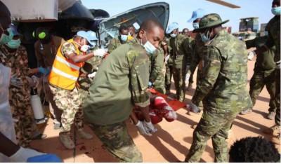 Côte d'Ivoire-Mali : Un quatrième soldat ivoirien de la Minusma succombe de ses blessures