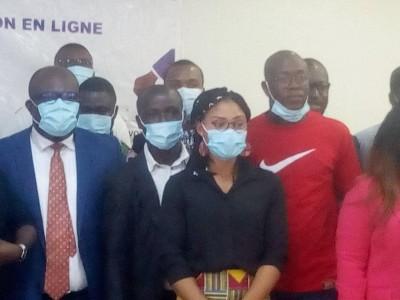 Côte d'Ivoire : A quelques semaines de l'élection législative, le NDI et l'OIDH sensibilisent les populations sur l'impact de la désinformation