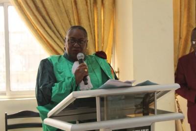 Côte d'Ivoire : Université Lorougnon Guédé Daloa, Pr Abiba Tidou distinguée  au rang des meilleurs de l'émergence