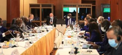 Côte d'Ivoire : Processus électoral, devant le président de la FIFA, le Comité Exécut...