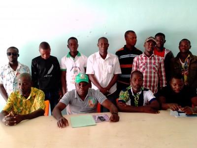 Côte d'Ivoire : Bouaké, leur leader désigné suppléant aux législatives, des militants...