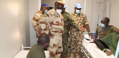 Côte d'Ivoire-Mali : Après l'attaque mortelle, le Général Doumbia à la rencontre des...
