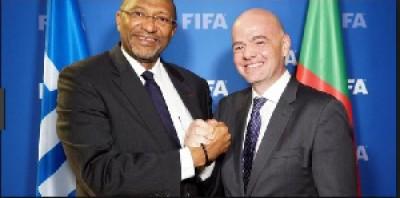 Cameroun : La FIFA réhabilite l'exécutif de la Fecafoot déchu par le TAS