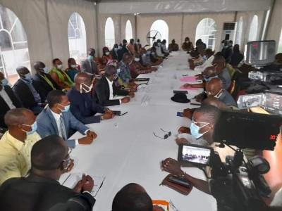 Côte d'Ivoire : Législatives 2021, l'opposition ira finalement en rang dispersé à la suite de plusieurs divergences