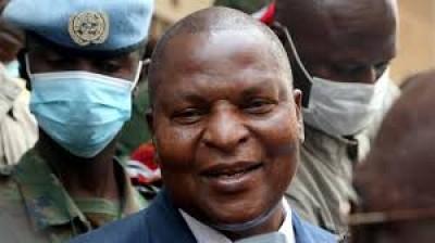 Centrafrique : La cour constitutionnelle proclame Touadéra vainqueur de la présidentielle avec 53,13%