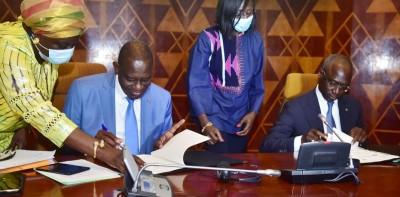 Côte d'Ivoire : La BIDC signe un accord-cadre relatif au financement de l'irrigation et de l'aménagement des parcelles de riz
