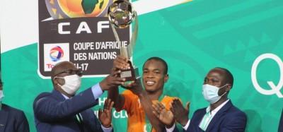 Côte d'Ivoire : Finale UFOA B, les Eléphanteaux champions 3-2 face au Nigeria au Togo