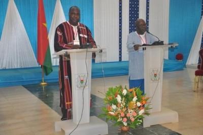 Burkina Faso : Nommé ministre de la réconciliation nationale, Zephirin Diabré retire une plainte contre Simon Compaoré