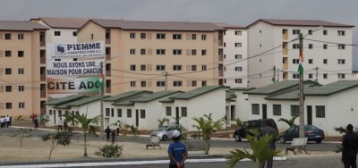 Côte d'Ivoire : Pour les demandeurs de logements, la cité ADO livrée avec 450 apparte...