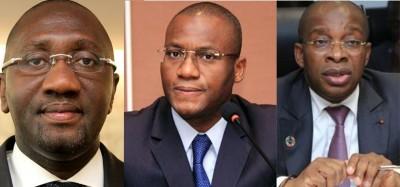 Côte d'Ivoire : Législatives 2021, Siandou, Touré, Diarassouba, les ministres mis à l...
