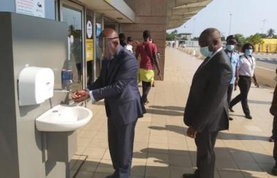 Côte d'Ivoire : Conditions sanitaires aux frontières françaises modifiées, ce qui est...