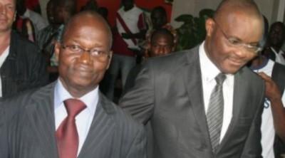 Côte d'Ivoire : CEI, avertissement pour  Alain Dogou et Yapo Yapi  dont le retour au...