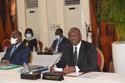 Côte d'Ivoire : Communiqué du conseil des ministres du 20 janvier 2021