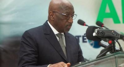 Côte d'Ivoire :   CAF, le Gouvernement satisfait de l'état des lieux de la campagne du candidat Jacques Anouma