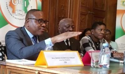 Côte d'Ivoire : La démission d'Henriette Lagou, Commissaire central n'affectera pas le bon fonctionnement de la CEI, rassure le président