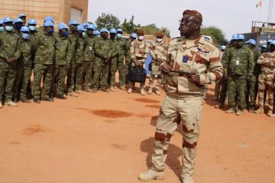 Côte d'Ivoire : Tués au Mali, les dépouilles des soldats de l'armée ivoirienne de retour au pays vendredi soir
