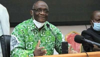 Côte d'Ivoire : Après sa libération provisoire, Guikahué « éligible » son dossier dép...