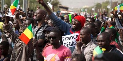 Mali : Une manifestation contre la force française Barkhane empêchée à Bamako
