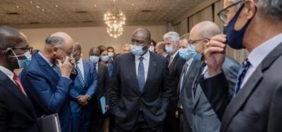 Côte d'Ivoire : Hamed Bakayoko rassure les entreprises françaises sur l'engagement du...