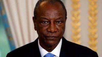 Guinée : Alpha Condé promet le « changement » et reconduit la majorité de ses ministr...