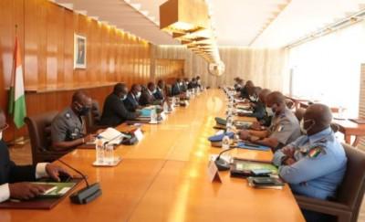 Côte d'Ivoire : Réunion du CNS, pourquoi Ouattara a félicité Hamed Bakayoko, Vagondo...