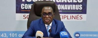 Côte d'Ivoire : Covid-19, Aka Aouelé annonce le début de la vaccination en Mars, les...