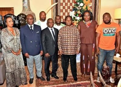 Côte d'Ivoire : Après une brève rencontre, Bédié à KKB «Je souhaite donc que chacun s...