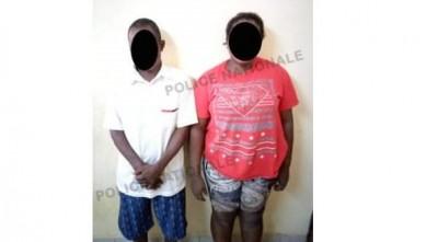 Côte d'Ivoire : San-Pédro, pour pratique présumée de proxénétisme, 02 personnes inter...
