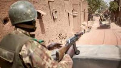 Mali : 06 soldats et  30 terroristes tués dans deux attaques à Boulkessy et Mondoro