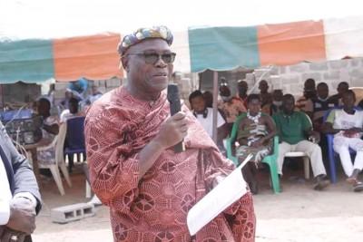 Côte d'Ivoire : Bouaké, autour d'un cadre, 5 cantons s'engagent à offrir la victoire...