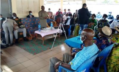 Côte d'Ivoire : En mission dans le village de Gbagbo, ce que le chef de terre  a conf...