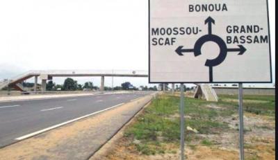 Côte d'Ivoire : Autoroute Abidjan - Grand-Bassam,  libération des emprises à compter...